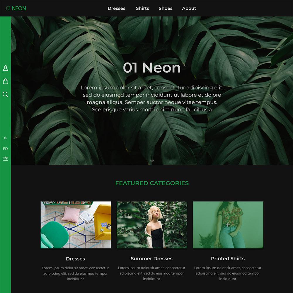 theme - Fashion & Shoes - 01 Neon - 8