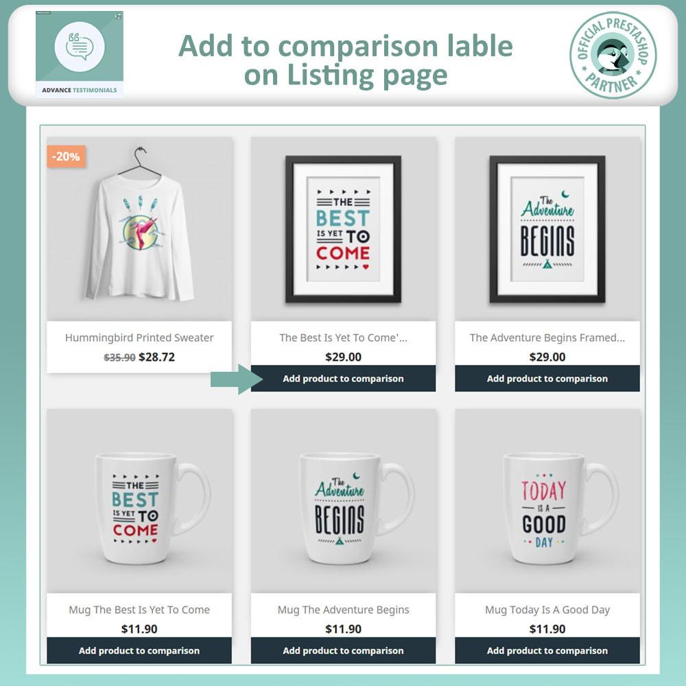 module - Price Comparison - Advance product Comparison - 2