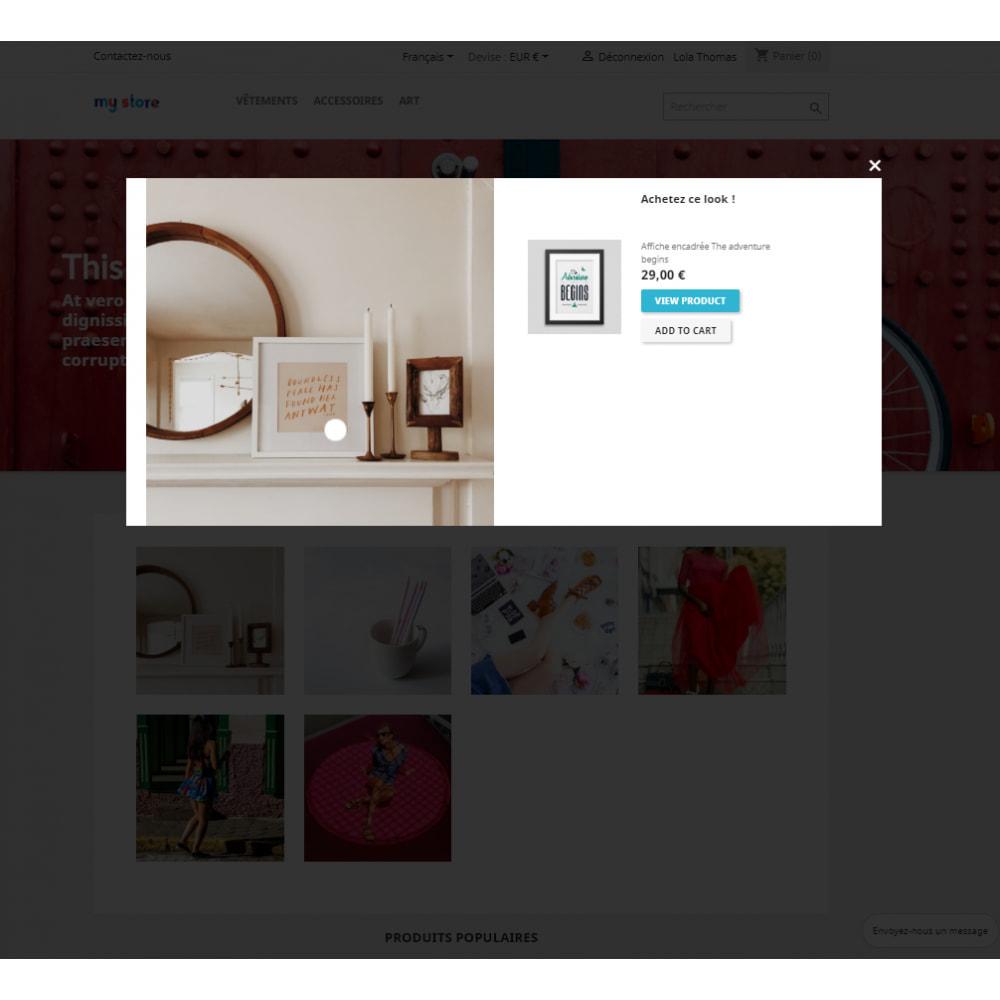 module - Sliders y Galerías de imágenes - Lookbook - Galería de imágenes (con añadir al carrito) - 3
