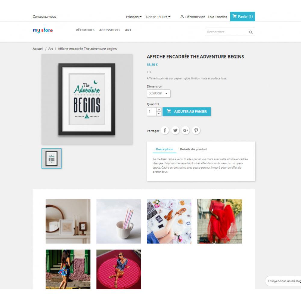 module - Sliders y Galerías de imágenes - Lookbook - Galería de imágenes (con añadir al carrito) - 4