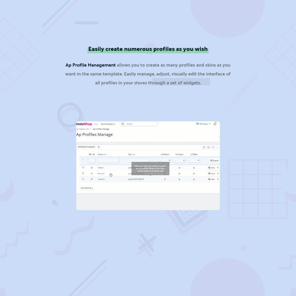 module - Personalizzazione pagine - Ap Page Builder - 20