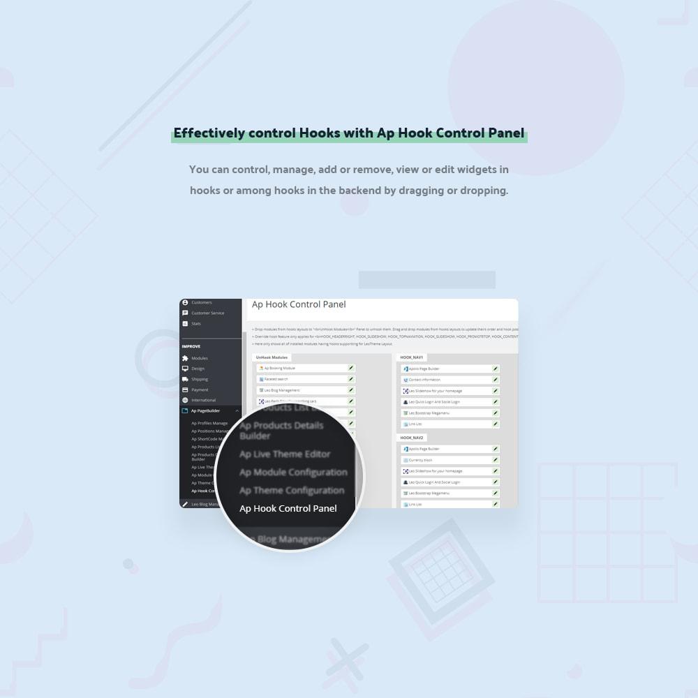 module - Personalizzazione pagine - Ap Page Builder - 21