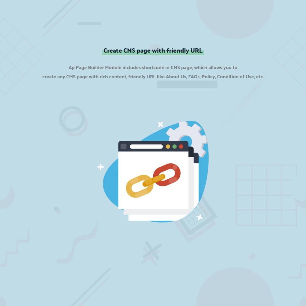 module - Personalizzazione pagine - Ap Page Builder - 22
