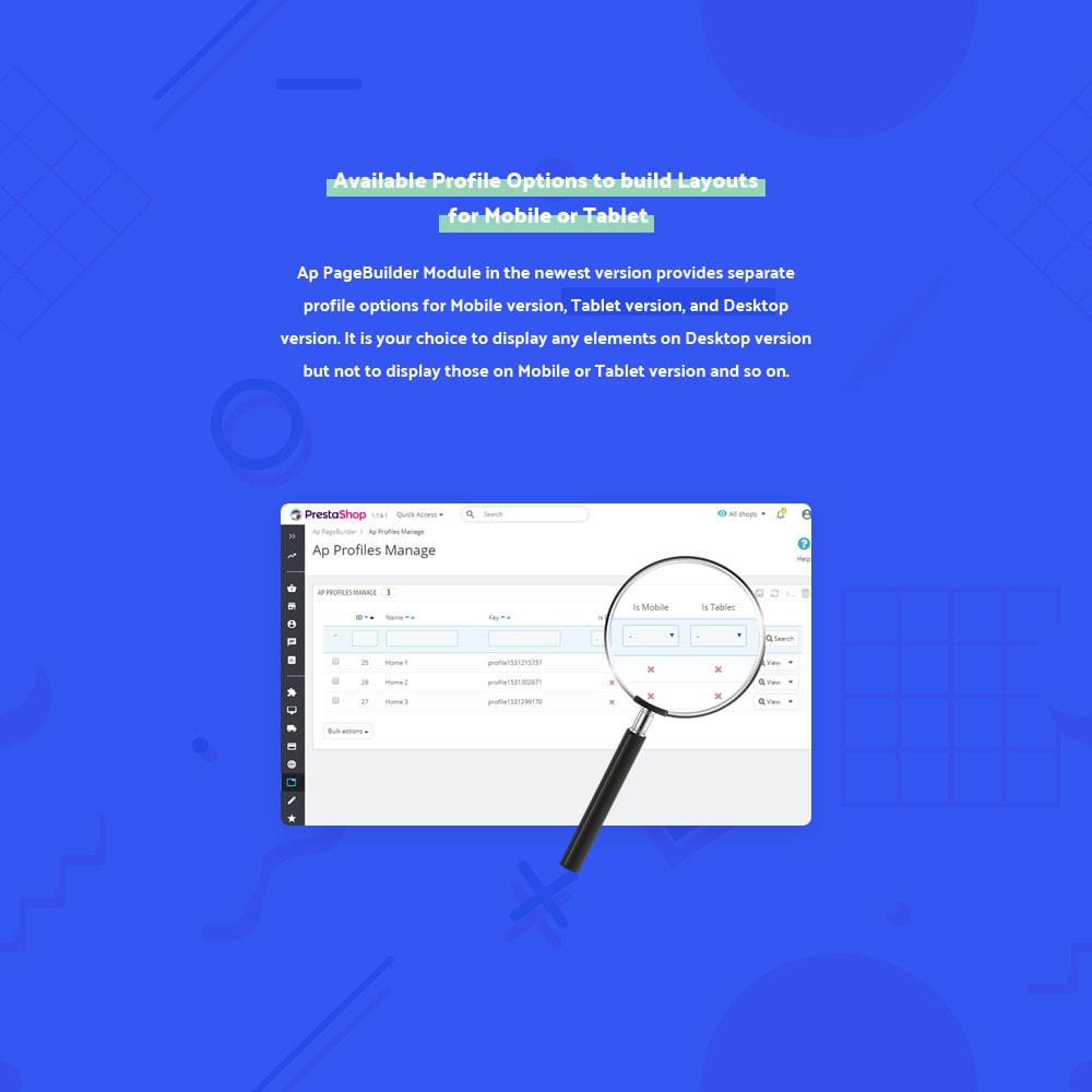 module - Personalizzazione pagine - Ap Page Builder - 23