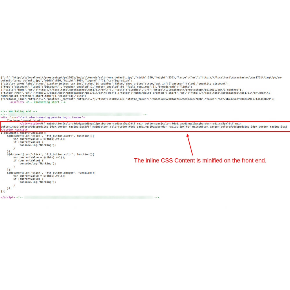 module - Повышения эффективности сайта - Minify HTML, CSS & JS Pro - 6