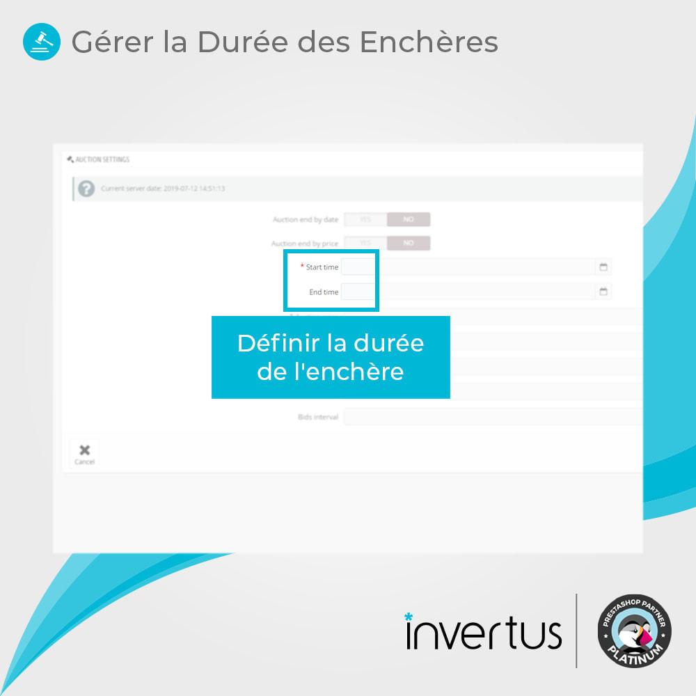 module - Site d'enchères - Enchères Avancées - 5