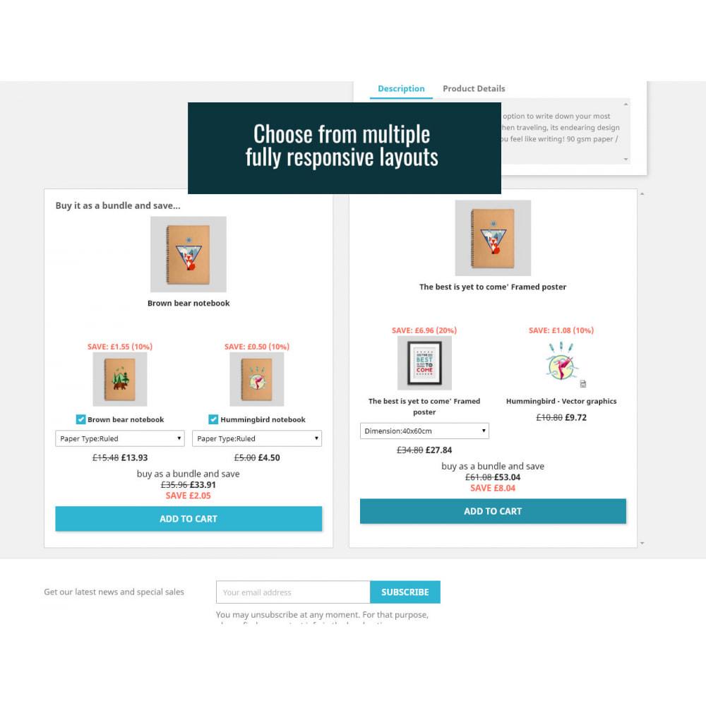 module - Vendas cruzadas & Pacotes de produtos - Product Bundles Pro - 6