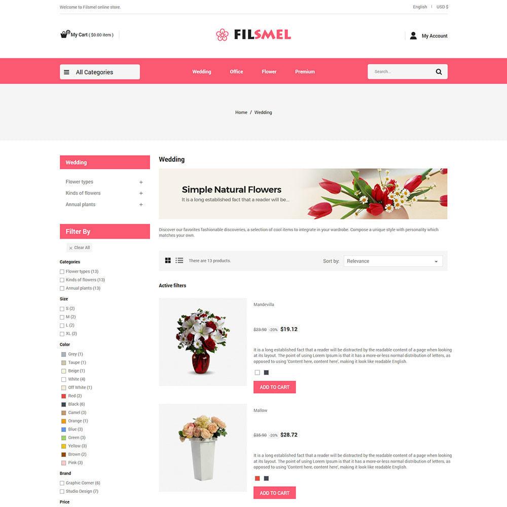 theme - Presentes, Flores & Comemorações - Flower Gift  - Wedding  Art Celebration Choclate Store - 4