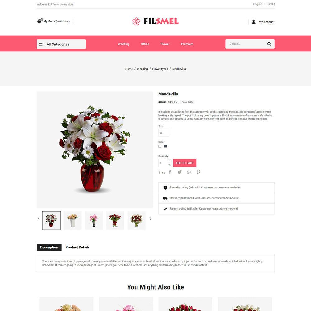 theme - Presentes, Flores & Comemorações - Flower Gift  - Wedding  Art Celebration Choclate Store - 5