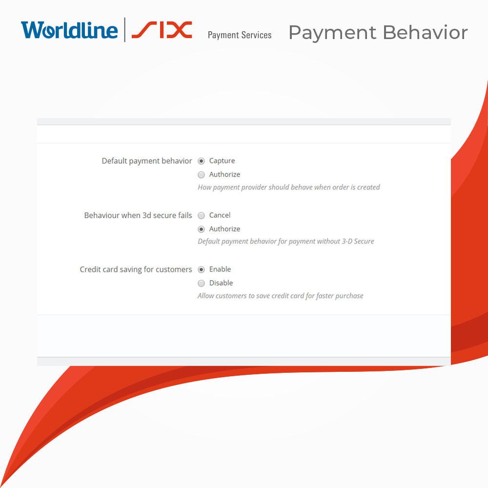 module - Zahlung per Kreditkarte oder Wallet - Saferpay -  Payment Solution - 4