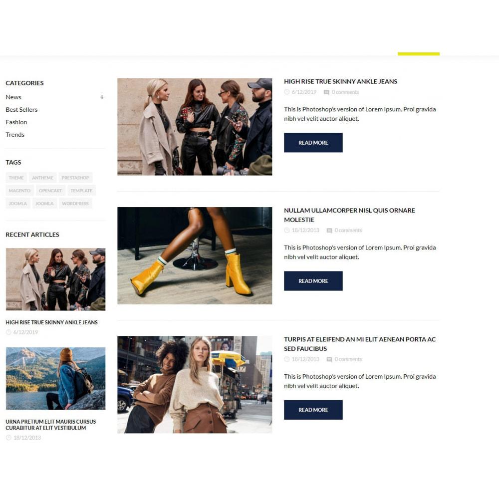 module - Blog, Forum & Actualités - Anvanto Blog Pro - 1