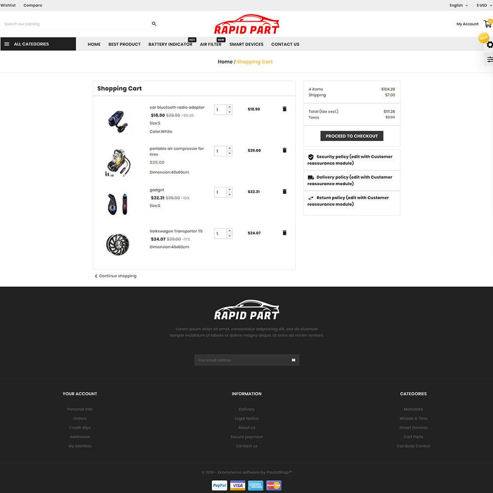 theme - Auto & Moto - Rapid AutoPart Store - 7