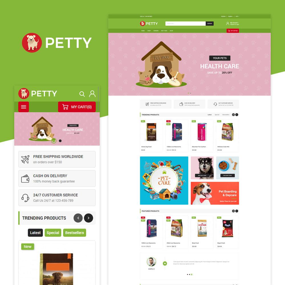 theme - Animals & Pets - Petty Store - 1