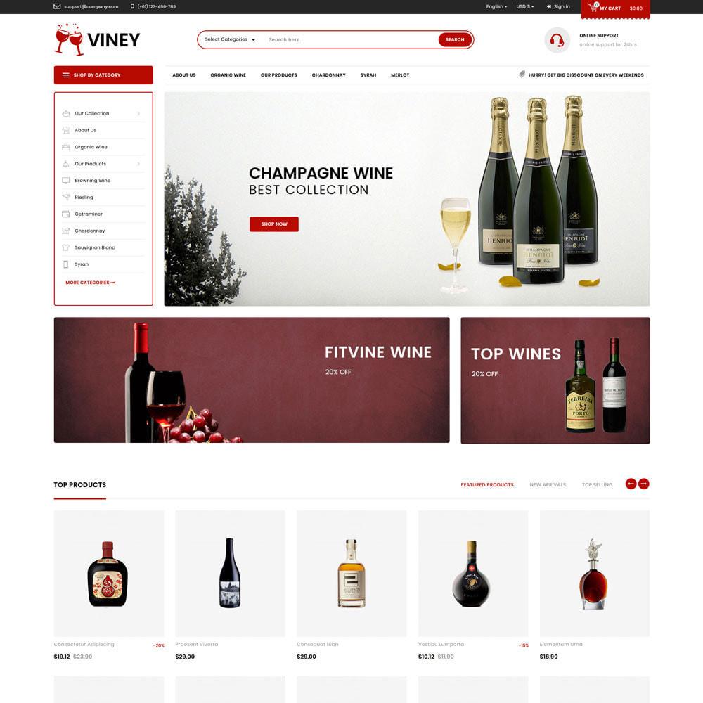 theme - Drank & Tabak - Viney - The Mega Wine Shop - 3