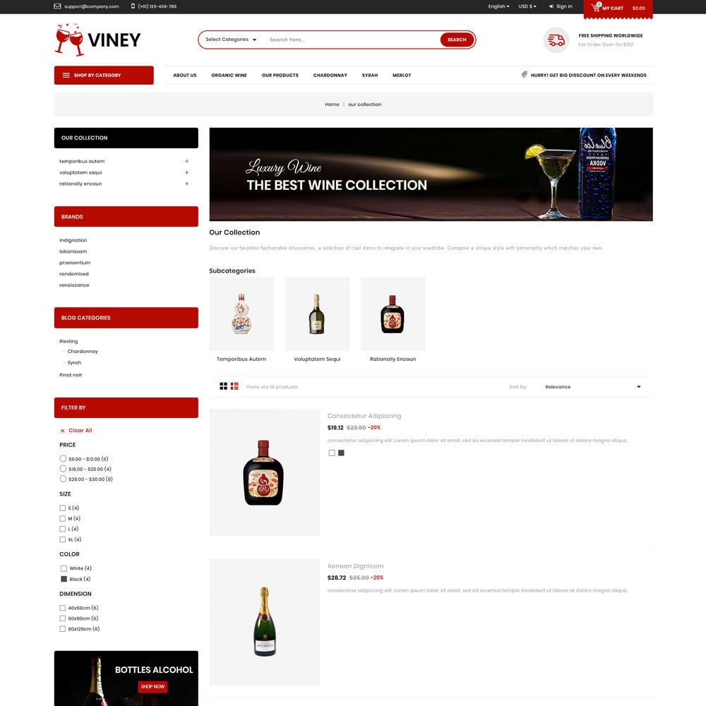 theme - Drank & Tabak - Viney - The Mega Wine Shop - 5
