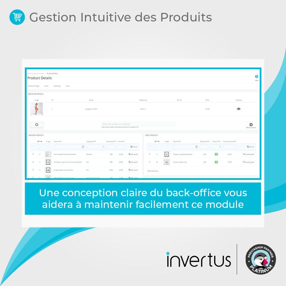 module - Ventes croisées & Packs de produits - Vente Incitative Intelligente - 5