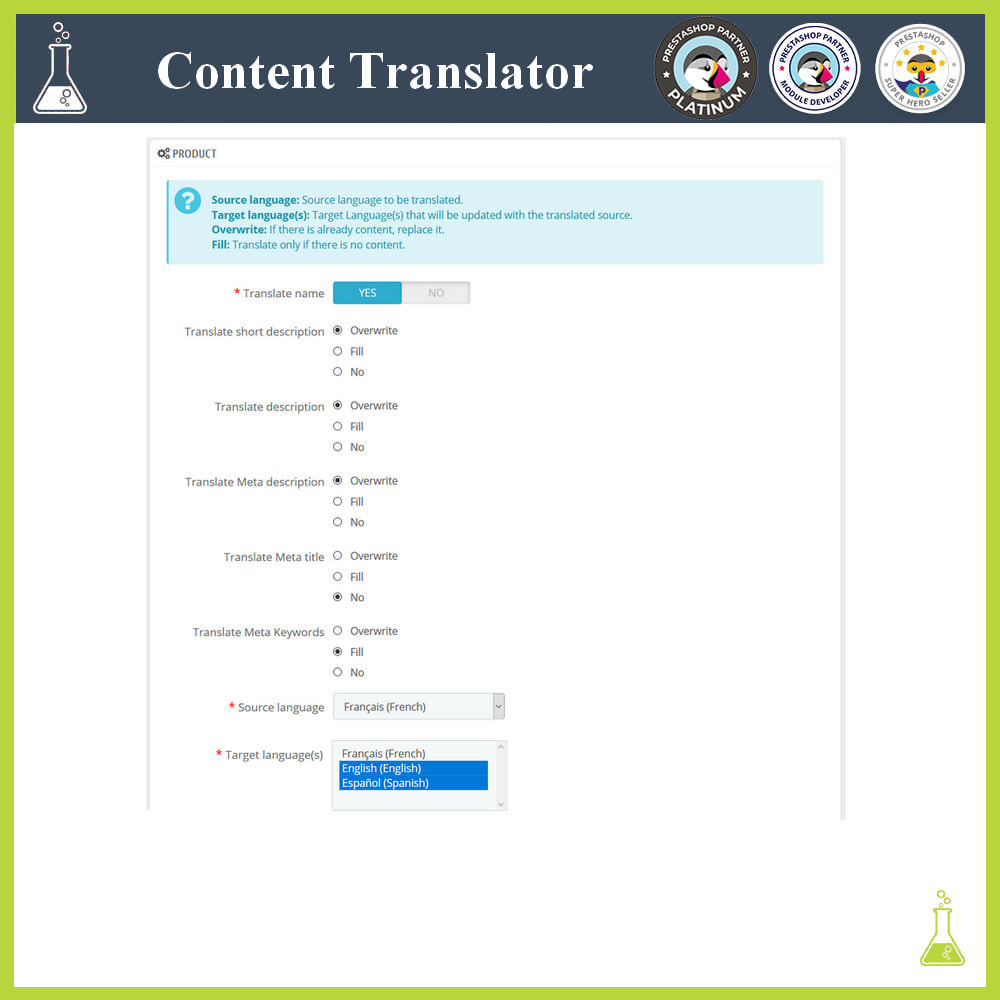 module - International & Localization - Advanced content translator - 2