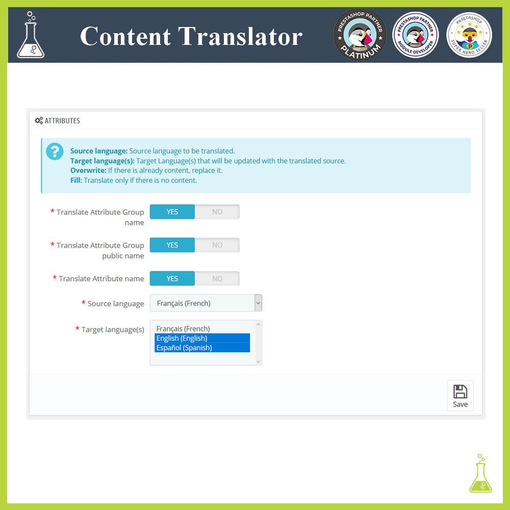 module - International & Localization - Advanced content translator - 4