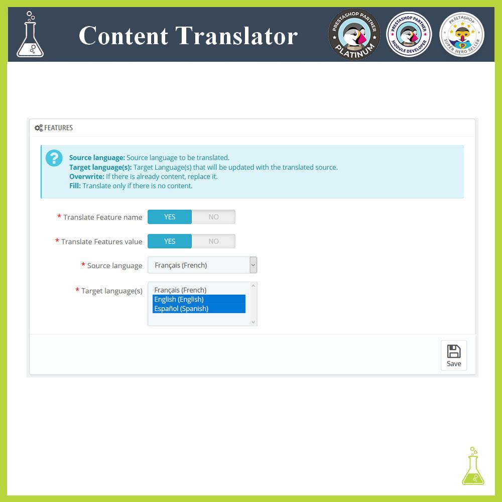module - International & Localization - Advanced content translator - 5