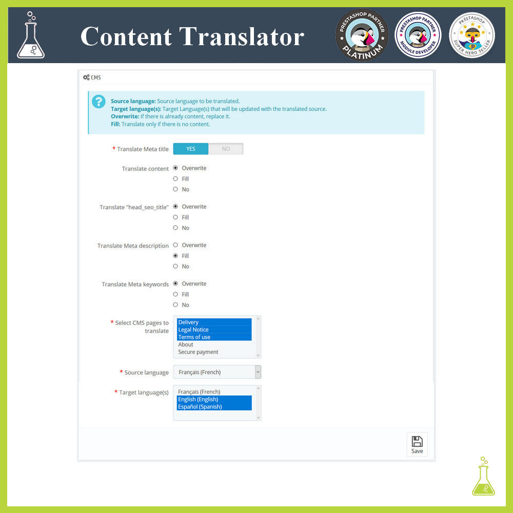 module - International & Localization - Advanced content translator - 6