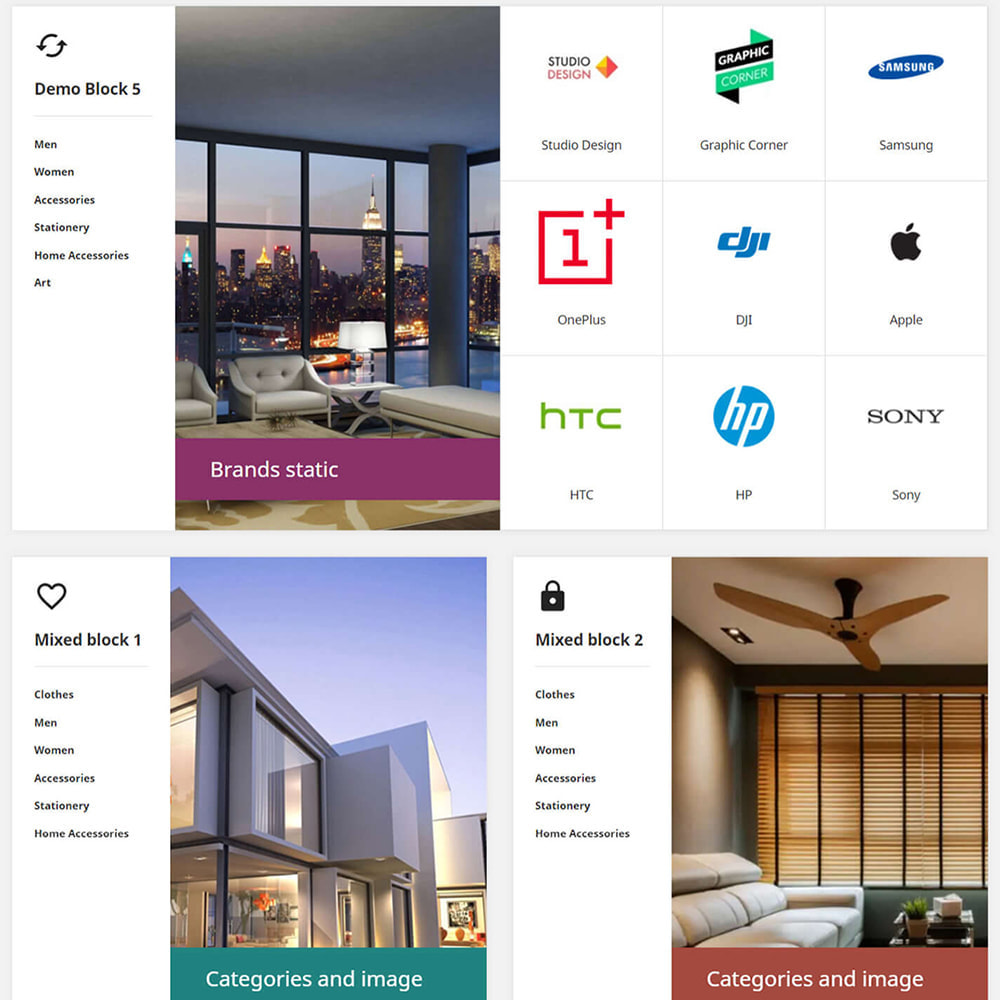 module - Produkte auf der Startseite - Custom product blocks and listings for homepage - 3