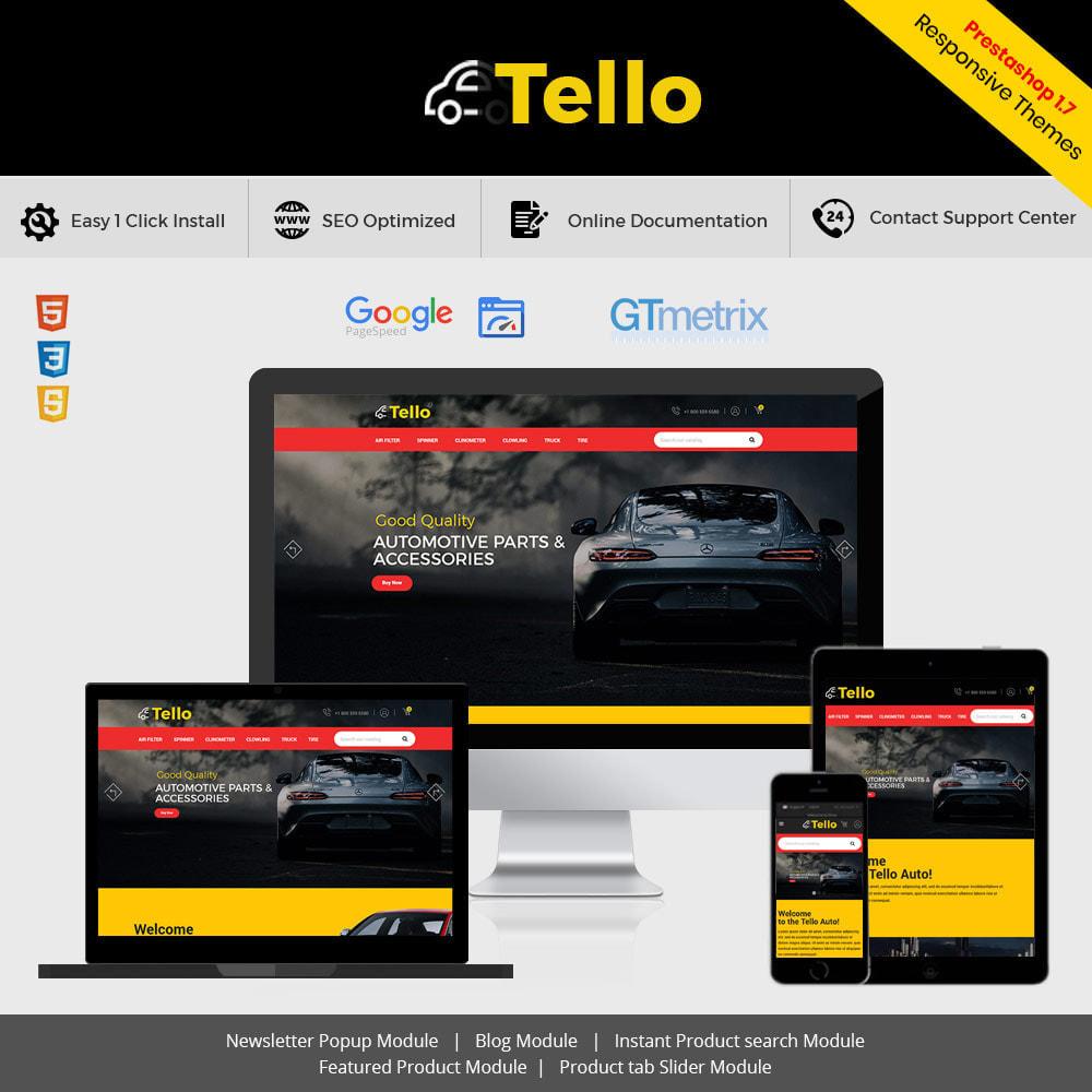 theme - Авто и Мото - Auto Moto - Tool Car Spare Wheel Store - 1