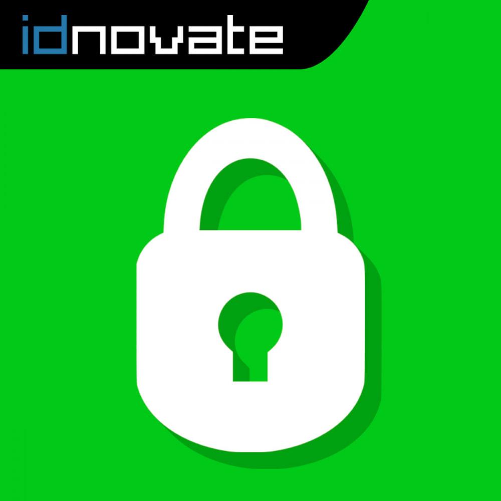 module - Security & Access - SSL Green Padlock - Mixed Content over HTTPS error - 1