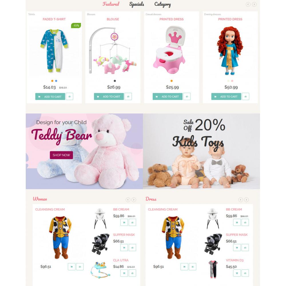 theme - Kinderen & Speelgoed - Baby Childhood - 3
