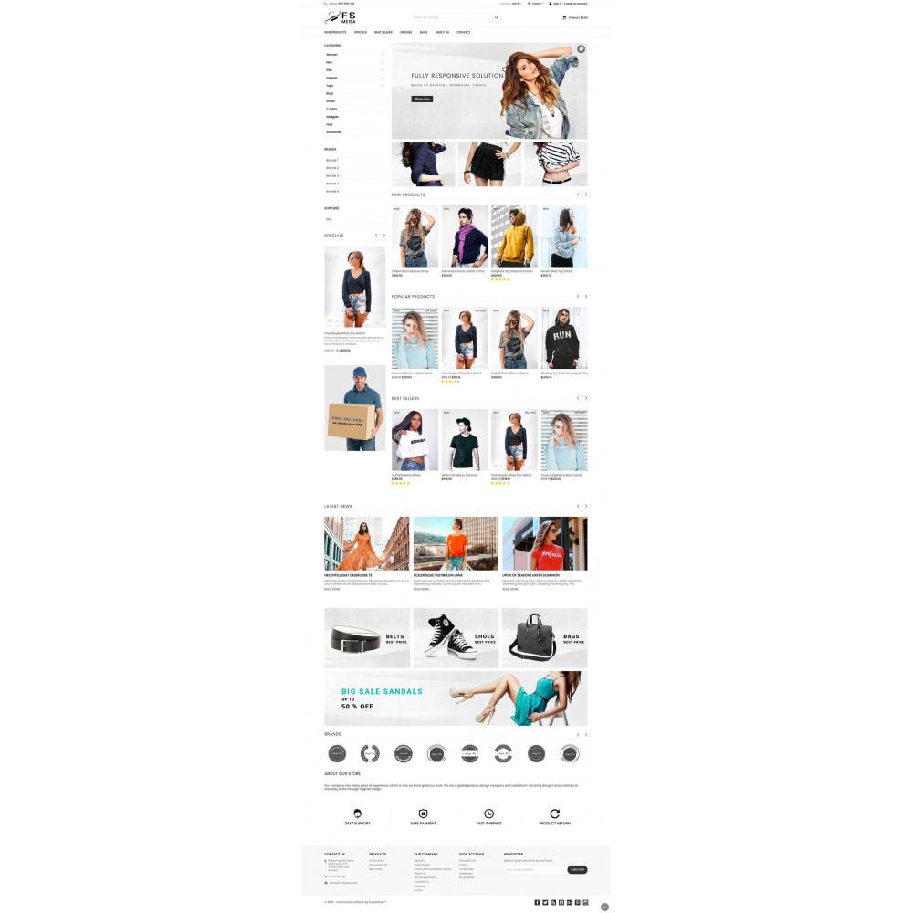 theme - Moda & Calçados - Mega Fashion Store - 2
