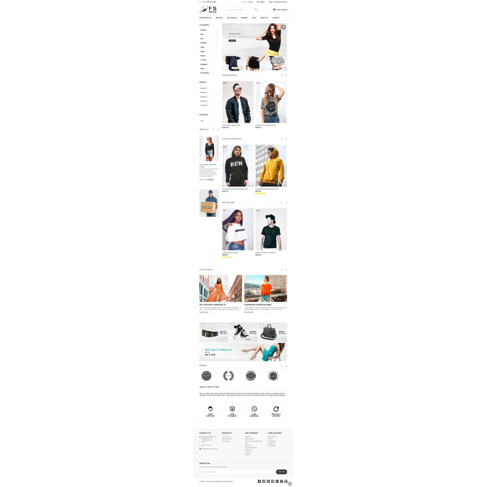 theme - Moda & Obuwie - Mega Fashion Store - 6