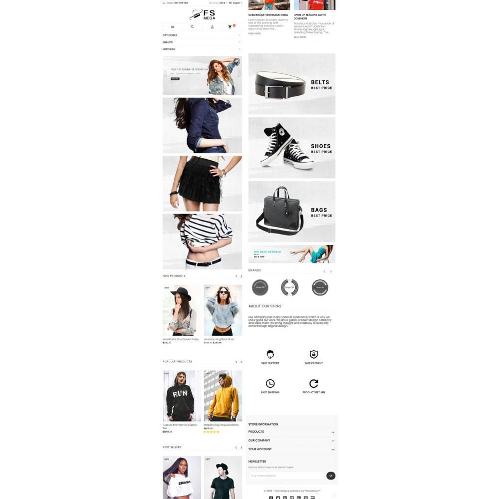 theme - Moda & Obuwie - Mega Fashion Store - 7