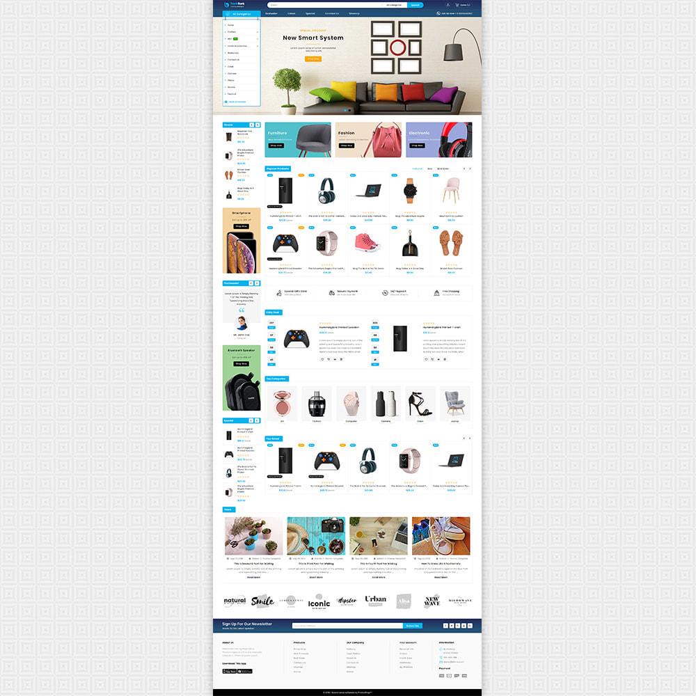 theme - Elektronica & High Tech - Tachfork - The Best Electronics Super Store - 2