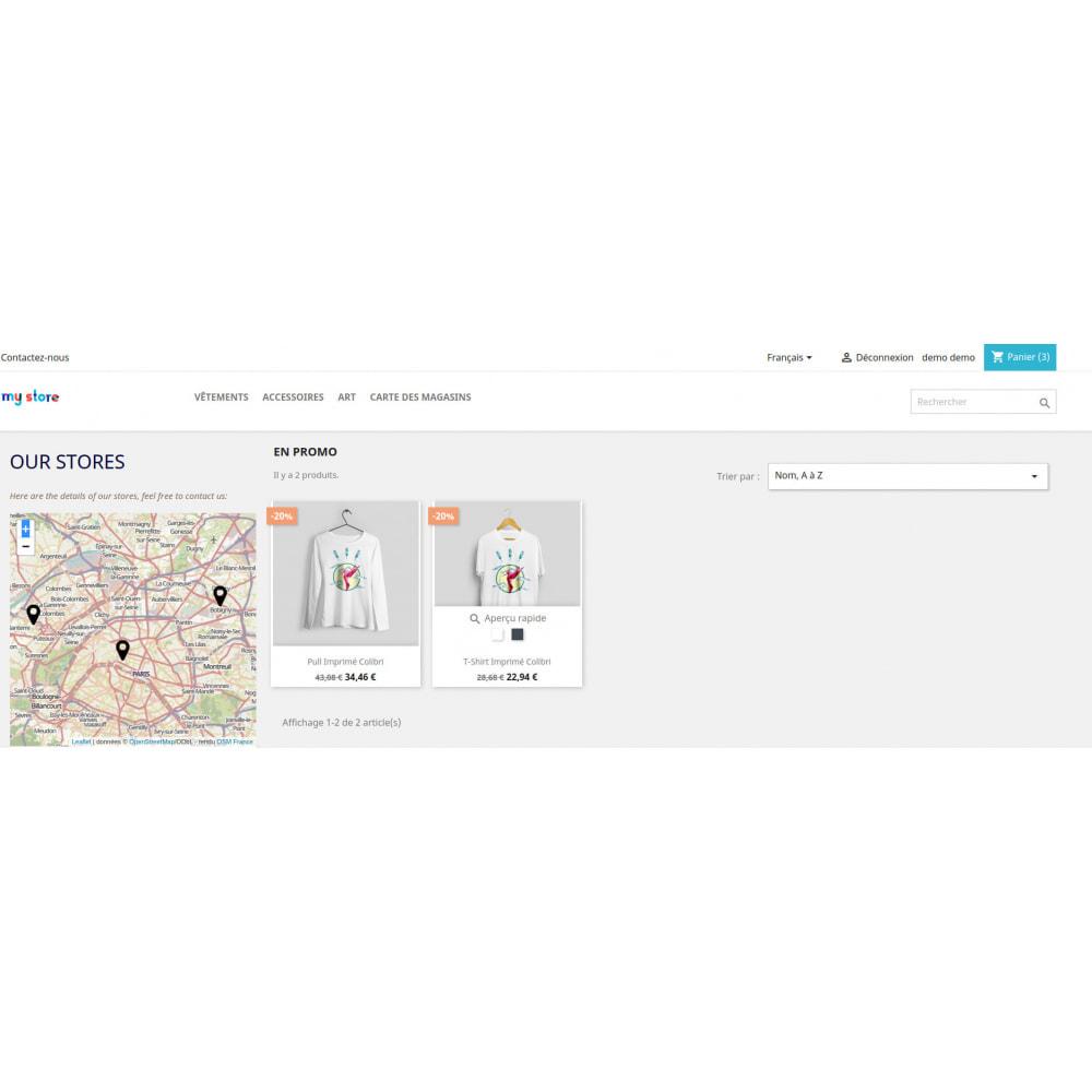 module - International & Localisation - Bloc carte des magasins (sans Googlemap) - 3