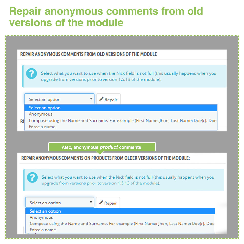 module - Customer Reviews - Store Reviews + Product Reviews + Google Rich Snippets - 16