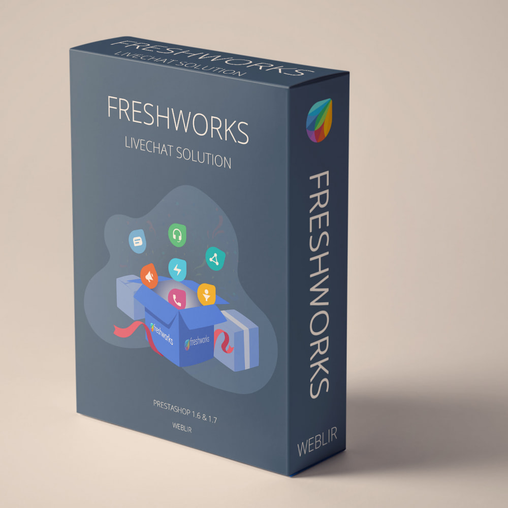 module - Support & Online Chat - Freshchat - Live Chat by Freshworks - 1