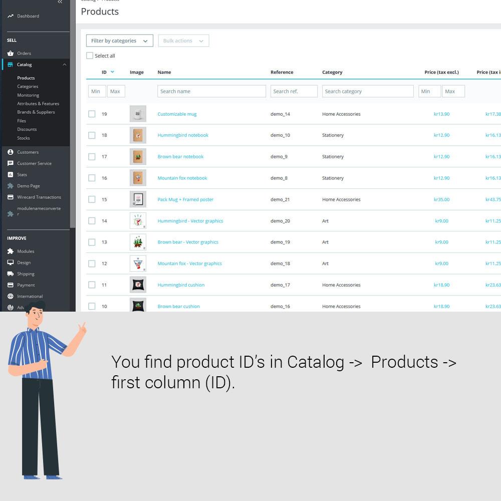 module - Zarządzanie klientami - Find customers who bought a product - 3