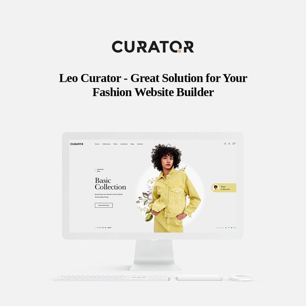 theme - Moda & Calzature - Leo Curator Fashion & Clothing Store - 1