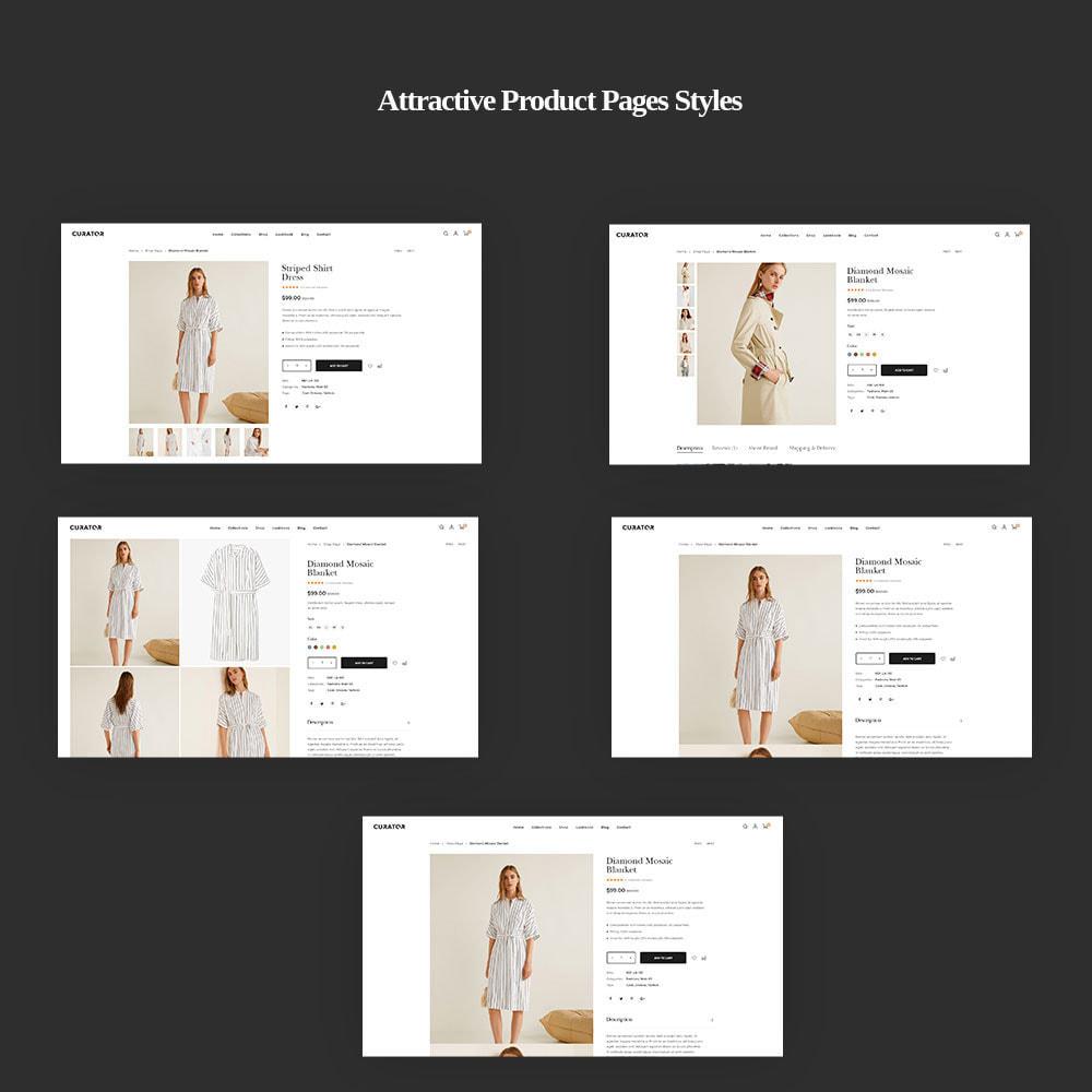 theme - Moda & Calzature - Leo Curator Fashion & Clothing Store - 3