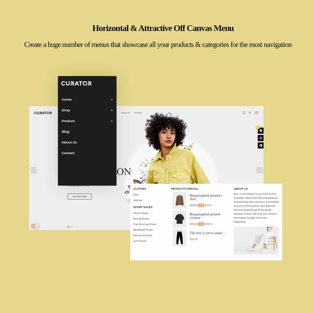 theme - Moda & Calzature - Leo Curator Fashion & Clothing Store - 4