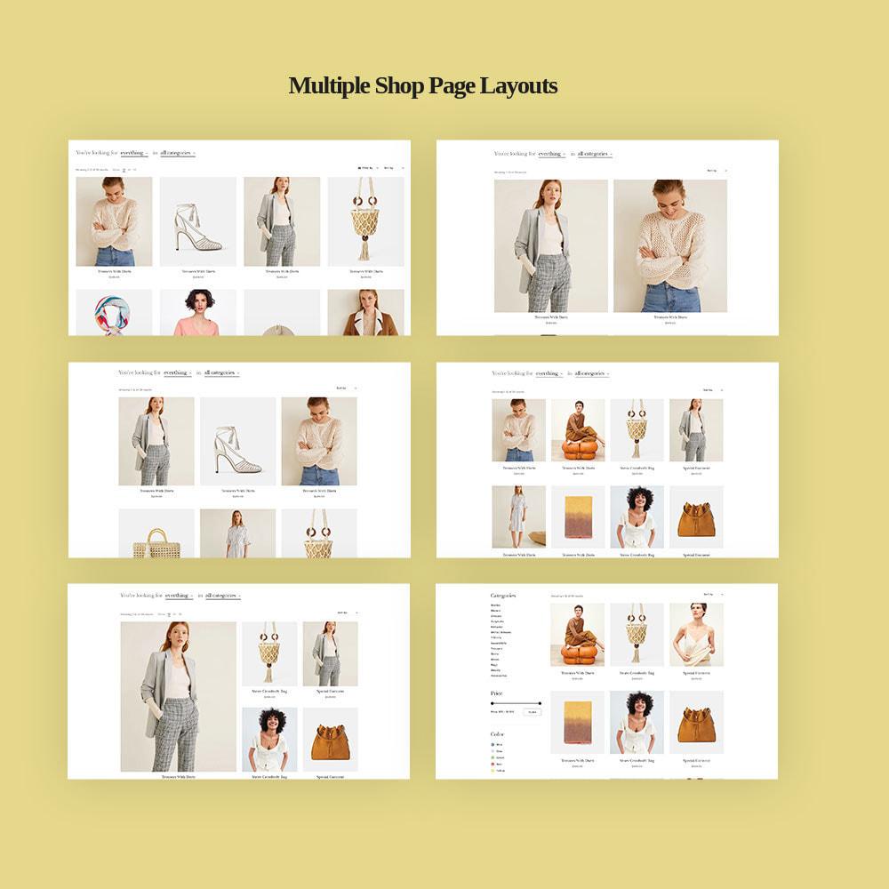 theme - Moda & Calzature - Leo Curator Fashion & Clothing Store - 5