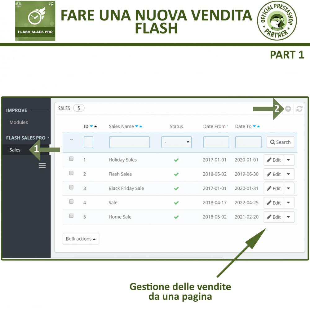 module - Flash & Private Sales - Vendite Flash con Timer di Conto alla Rovescia - 9