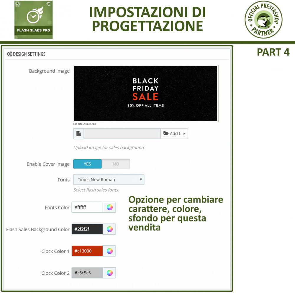 module - Flash & Private Sales - Vendite Flash con Timer di Conto alla Rovescia - 13
