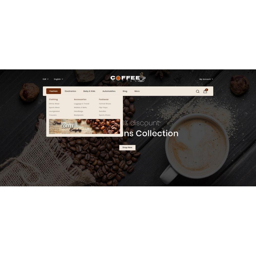 theme - PrestaShop Themen - Fresh Coffee Shop - 6