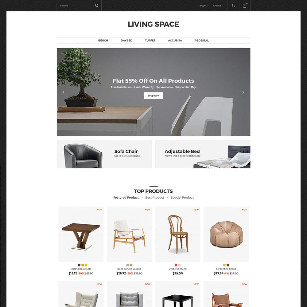 theme - Hogar y Jardín - Furniture  Wood -  Interior Decoration Kitchen Store - 1