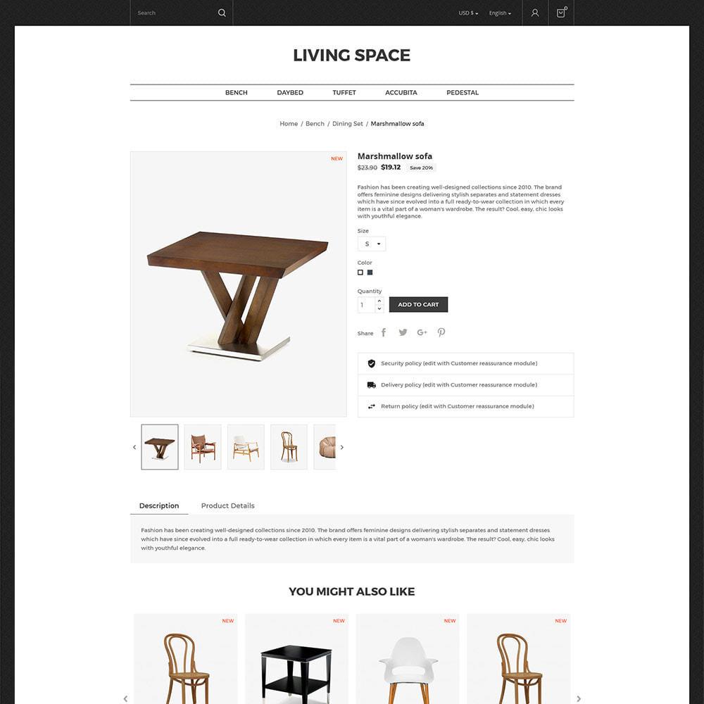 theme - Hogar y Jardín - Furniture  Wood -  Interior Decoration Kitchen Store - 4
