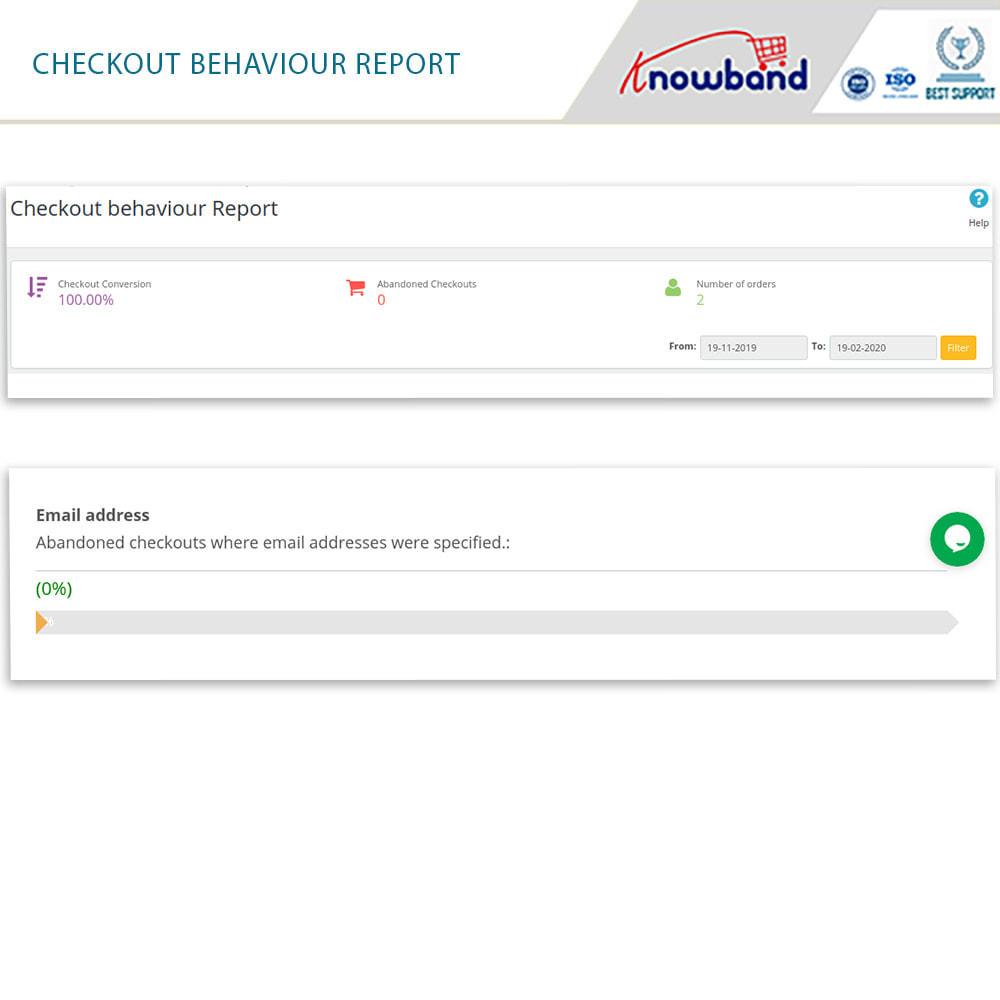 module - Processo de pedido - Checkout de Uma Página,Login Social &Mailchimp - 9