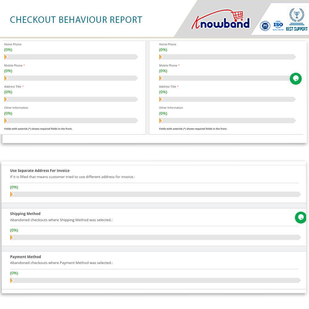 module - Processo de pedido - Checkout de Uma Página,Login Social &Mailchimp - 10