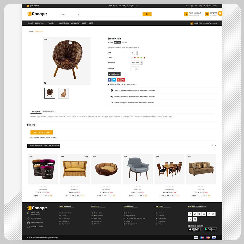 theme - Dom & Ogród - Canape – Wood Furniture Boots Large Shop - 3