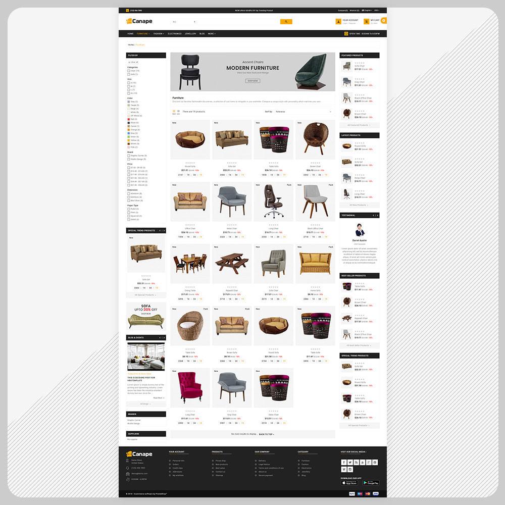 theme - Dom & Ogród - Canape – Wood Furniture Boots Large Shop - 4