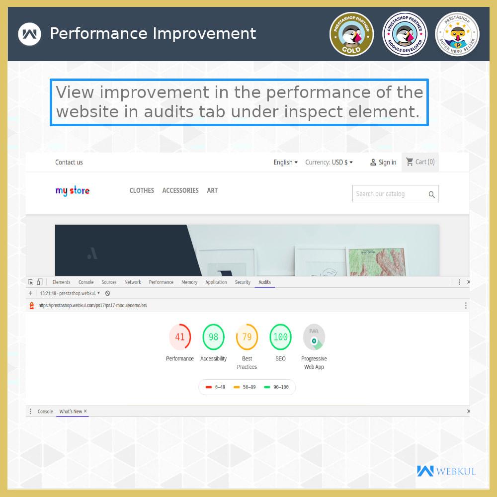 module - Rendimiento del sitio web - Speed Optimization   Fast Loading - 4